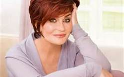 This is Sharon Osbourne