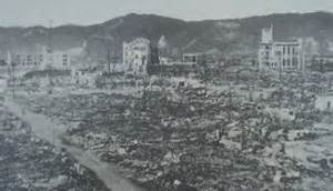 after the atomic bomb