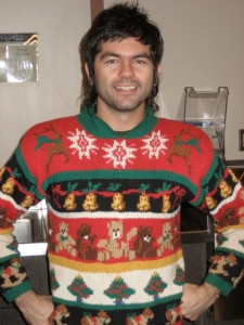 bad christmas sweater