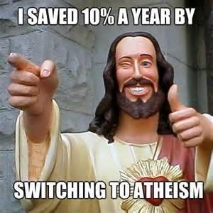 atheist jesus