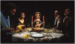 last house dinner scene
