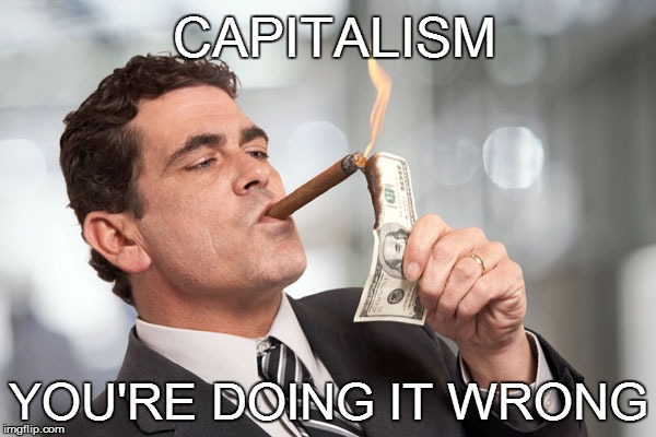 capitalism wrong